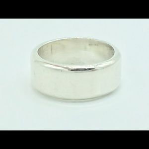 Mexico Sterling Silver Minimalist Ring